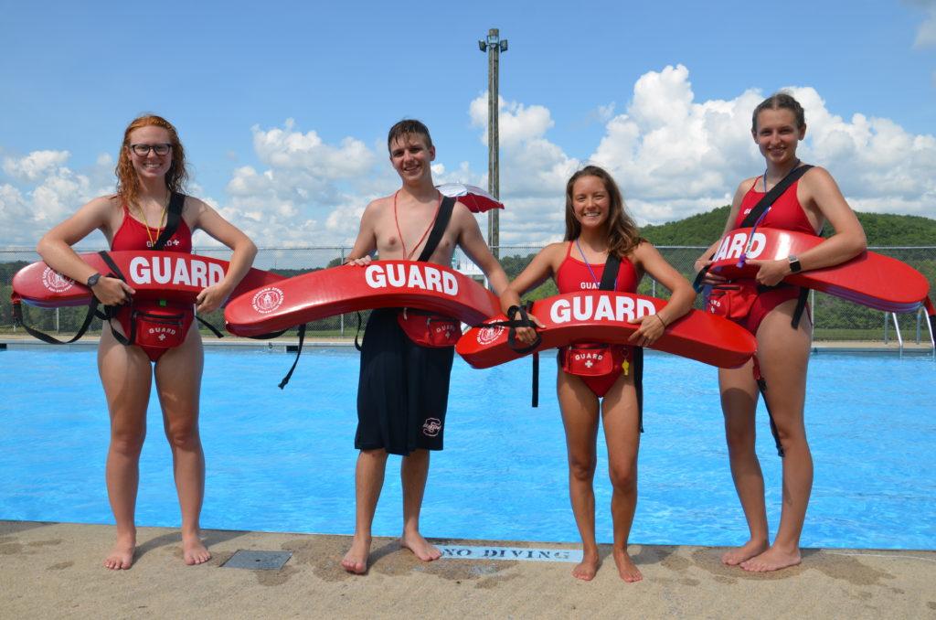 Life Guard Camp